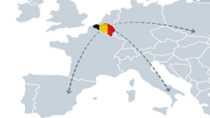 Export from Belgium